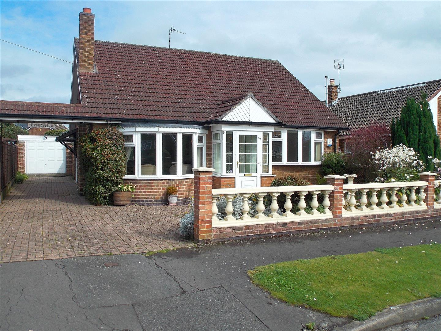 4 Bedrooms Chalet House for sale in Kirkfield Drive, Breaston